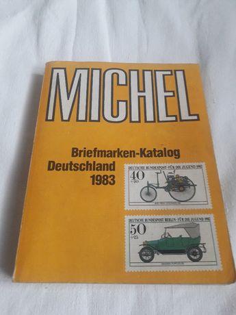 katalog znaczków michel deutschland
