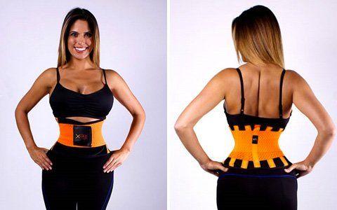 Пояс для похудения Xtreme Power Belt Утягивающий пояс для фитнеса