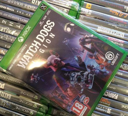 Watch Dogs Legion X1 Xbox Series One PL --- możliwość zamiany SKLEP