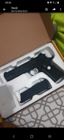 Pistola airsoft 1911