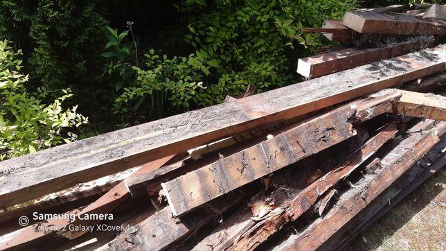 Drewno na opał rozbiurkowe