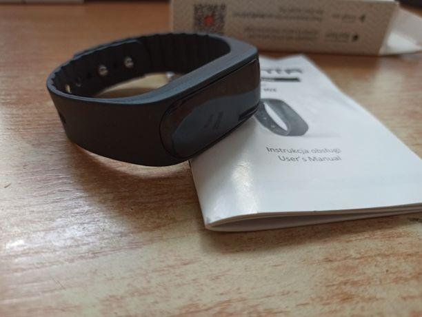 Smartband Opaska sportowa MANTA SWT302 Czarny
