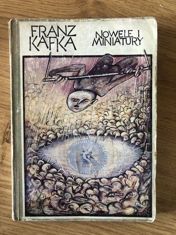 Franz Kafka Nowele i Miniatury