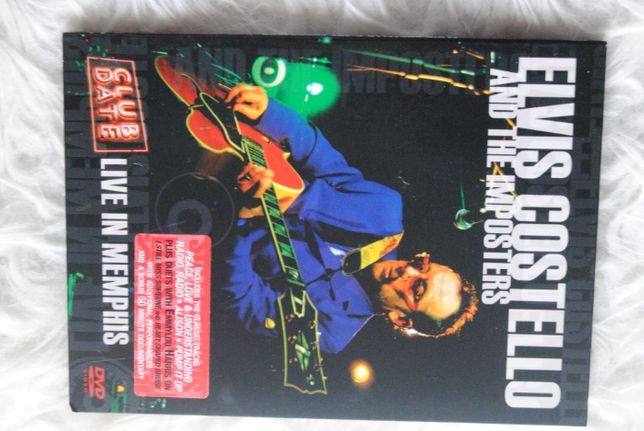 Elvis Costello And The Imposters Live In Memphis/DVD
