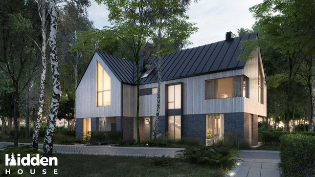 Новий проект  - КМ Hidden House by SVITLO Development