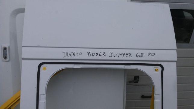 Drzwi Ducato Boxer jumper