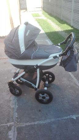 Wózek CAMARELO Carmela 3w1