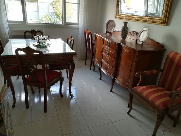 Mobília casa de jantar