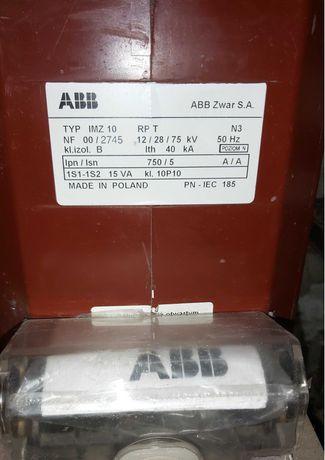 Przekładniki prądowe IMZ12 750/5 A/A