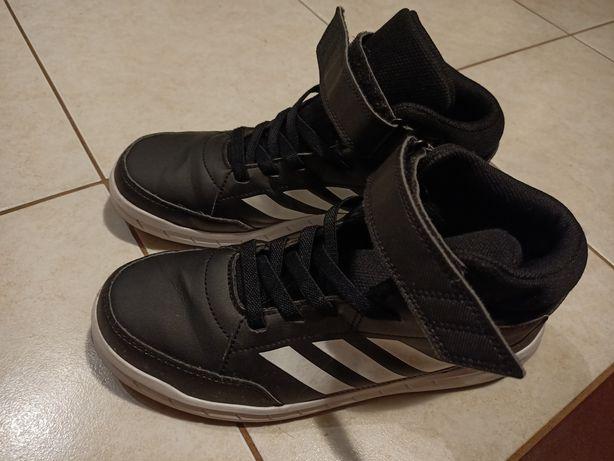 Adidasy Buty sportowe Adidas HOOPS MID r. 38 2/3