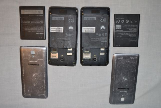 Смартфон Lenovo S 660 х 2шт