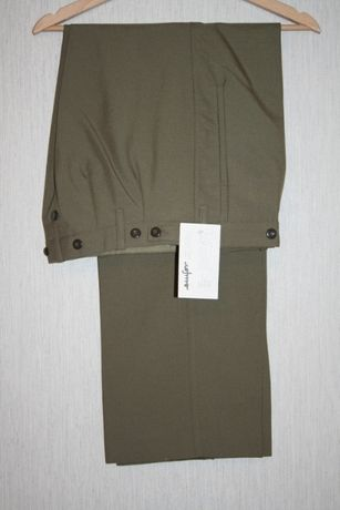 Spodnie męskie wojskowe
