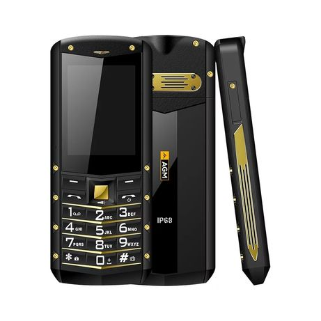 Продам ударопрочный телефон AGM M2, с защитой от воды ip68.