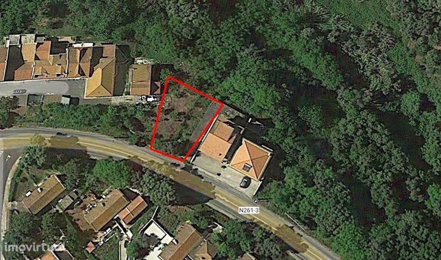 Terreno Urbano com 446 m2, Santiago do Cacém
