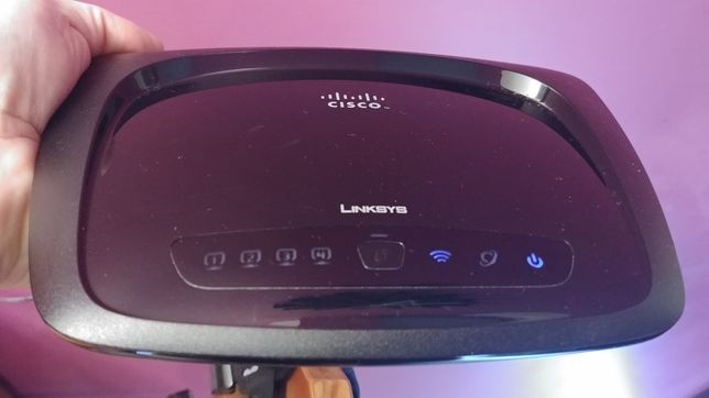 Router Linksys Cisco WRT-120N