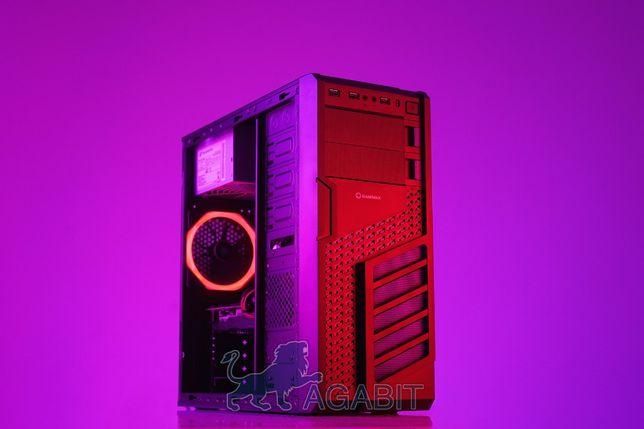 Игровой Красавчик! GTX1060+i5+8GB ПК Системный блок компьютер AGABIT