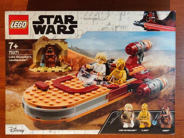 Lego Star Wars 75271 Luke Skywalker Landspeeder