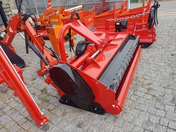 Triturador martelos descentravel hidraulico novo 1.80