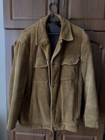 Куртка дубленка велвет винтажная