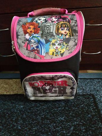 Рюкзак школьный+ пенал с канцтоварами в подарок