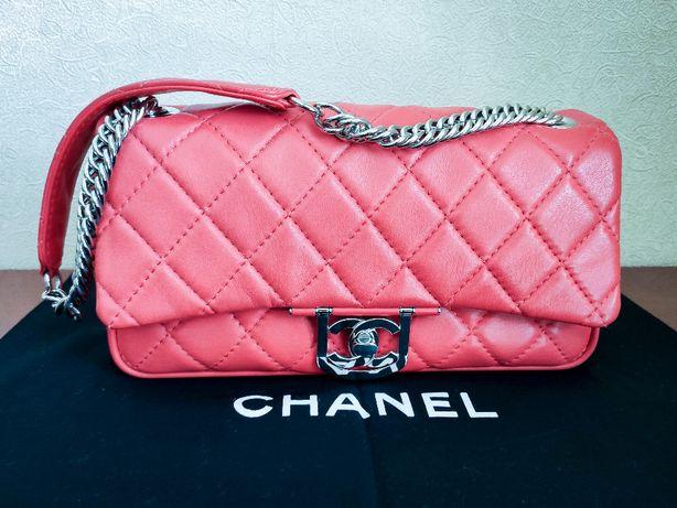 Сумка Chanel 2.55 Кожа Оригинал Louis Vuitton