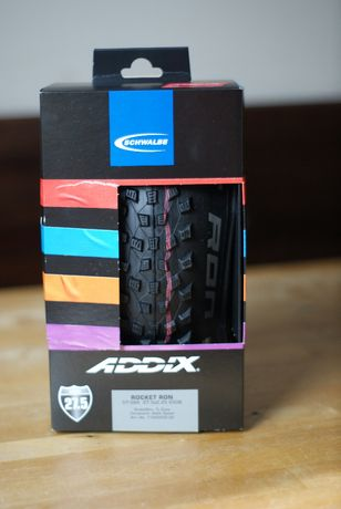 Opona Schwalbe Rocket Ron 27.5x2.25 - ADDIX speed red, EVO, SS, TLE