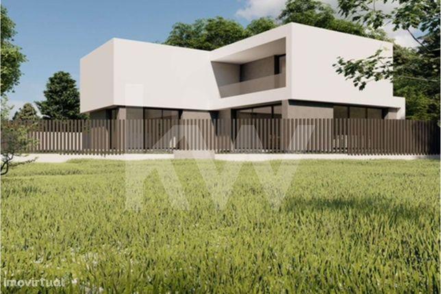 Terreno Com Projeto Aprovado Para Construção  Mata Mansores Arouca
