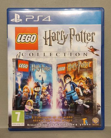 PlayStation 4! LEGO Harry Potter Collection - 2 Gry! PS4 - Polecam