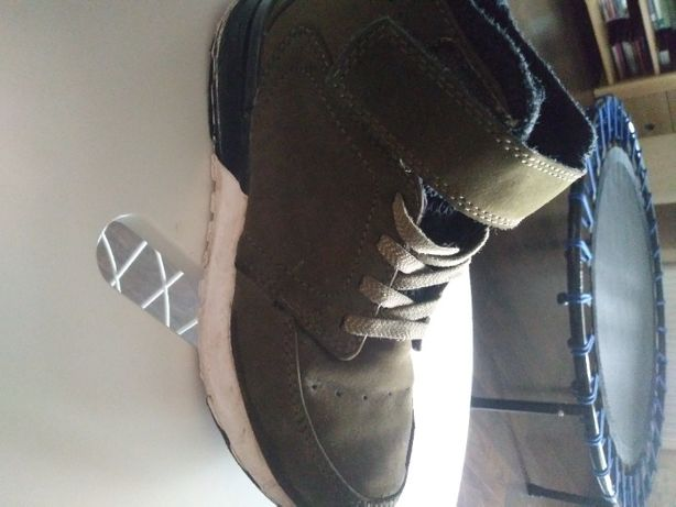 Buty jesienno-zimowe dla chłopca