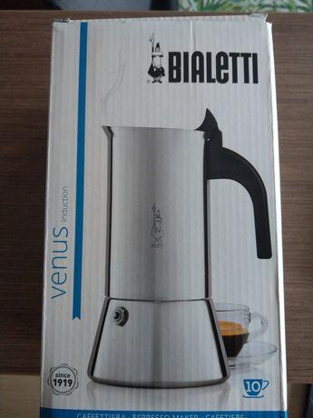 Kawiarka Venus 10 Bialetti Indukcja 1 raz użyta
