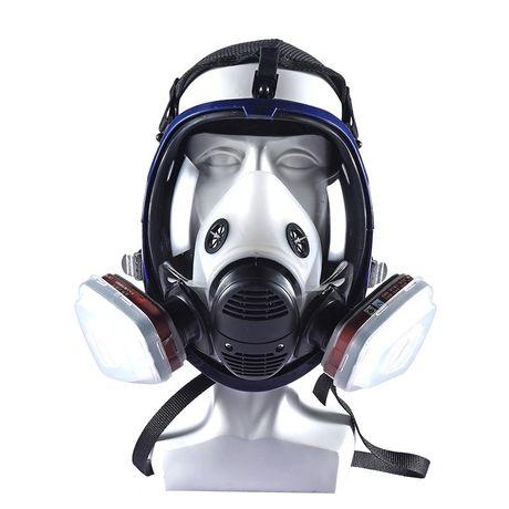Полнолицевая маска - респиратор серии 6000 3М