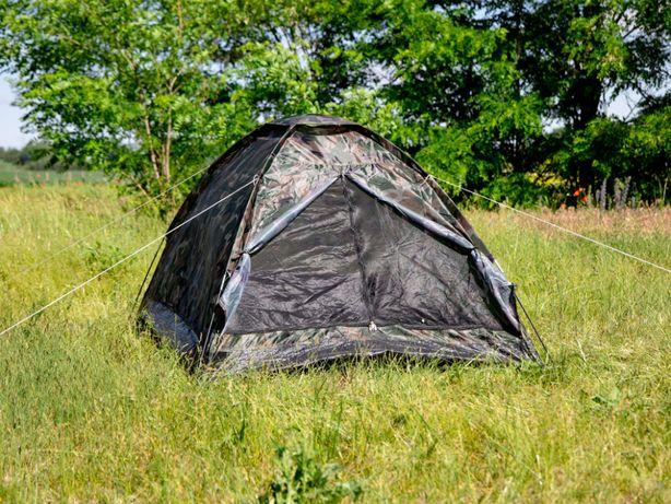 NAMIOT TURYSTYCZNY 2 osobowy z moskitierą 150x200x105cm