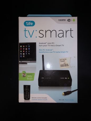 Box Tv Smart/Android