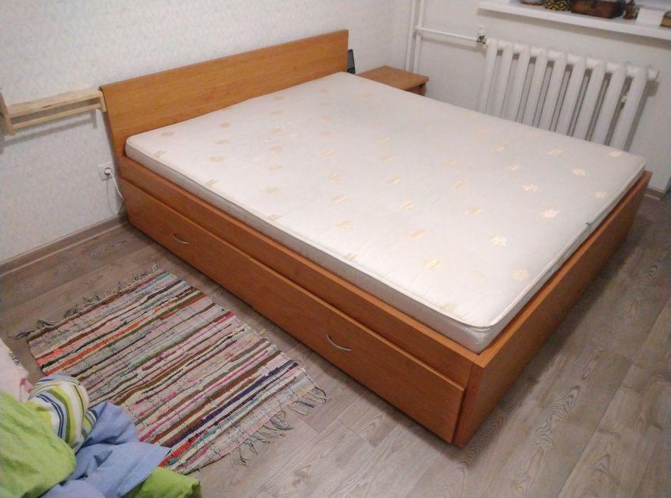 Кровать с матрасом 160х190 Киев - изображение 1