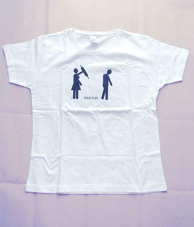 śmieszna koszulka dla żony, damska koszulka śmieszna, wesoły t-shirt