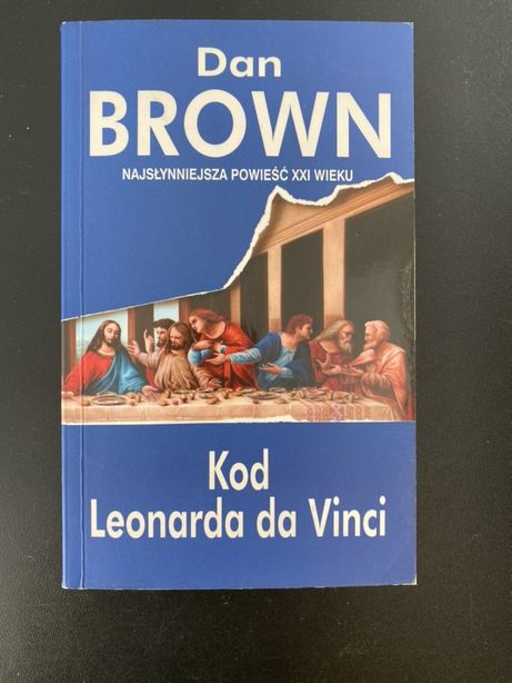 Kod Leonadra da Vinci Dan Brown