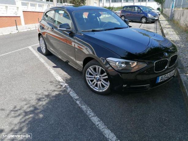 BMW 114 d Line Sport