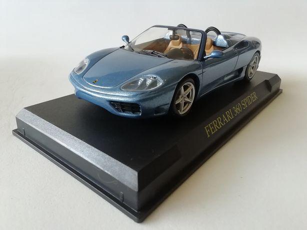 1/43 Ferrari 360 Spider - 2000 (Miniatura - Ixo/Altaya)