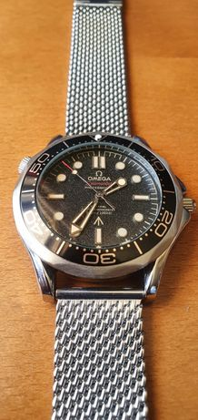 Relógio Omega seamaster Diver 300M James Bond 007