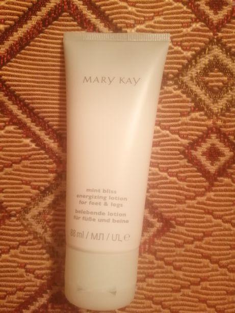 """Смягчающий крем для ног Mary Kay Мери Кей """"Мятное блаженство""""."""