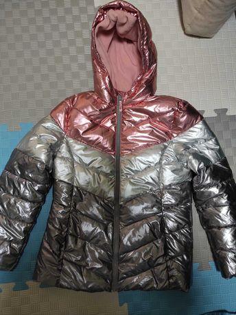 Зимняя куртка очень теплая с США.