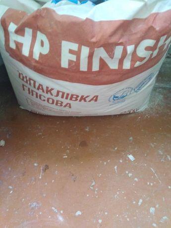 Шпаклевка финишная Knauf HP Finish