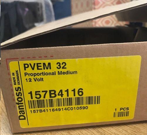 157B4116 Elektrozawór Danfoss Cewka do PVG 32