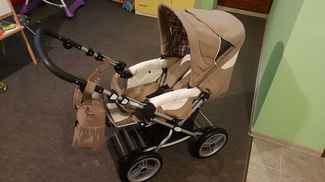 Детская коляска ABC Design Pramy Luxe 2в1