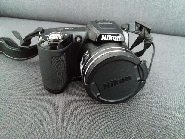Nikon L110, stan idealny, pełen komplet.