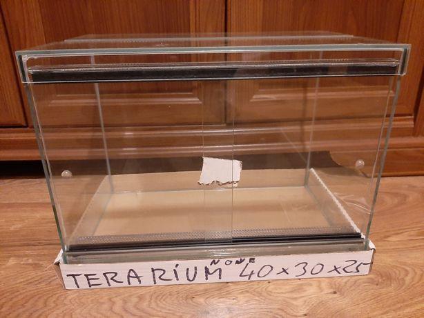 Akwarium terrarium NOWE 30 L