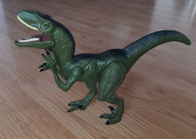 dinozaur dźwięk na baterie