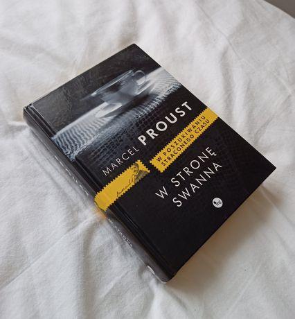 Marcel Proust W stronę Swanna MG twarda oprawa