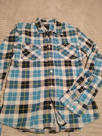 Koszula męska slim fit r S