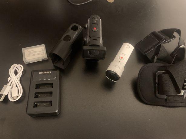 Sony fdr x3000 +аксесуары